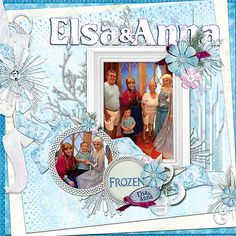 Meeting Elsa and Anna Natalie's Place Designs: Forever Winter Bundle2 Freebie available on my blog