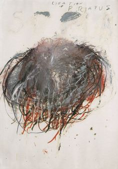 just another masterpiece: Cy Twombly.