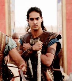 Avan Jogia as King Tut Avan Jogia Tut, Reign Characters, Sgt Slaughter, Spike Tv, Lego House, Film Books, Big Love, Fine Men, Series Movies