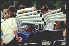 Vintage Drag Racing - Wheelstanders - The Fugitive