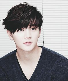 #3 Ren Nu'est I remember nearly fainting when I saw this boy's face. It's pure perfcection.