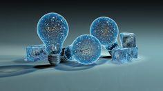 New LED light bulb Wallpaper (19201080)