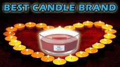 Best Candle Brand for Meditation, Relaxation  Sleep (#1 Amazon Top Rate... Scented Candles, Candle Jars, Ellipse Shape, Candle Branding, Best Candles, Sit Back And Relax, Product Review, Burning Candle, Top Rated