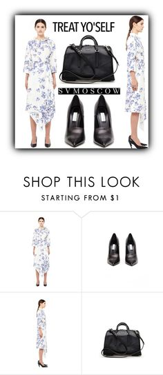 """""""13 SVMoscow"""" by fatimka-becirovic ❤ liked on Polyvore featuring Vetements and Balenciaga"""