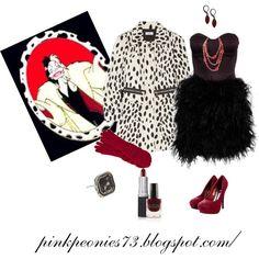 Cruella Deville's Faux & Footloose