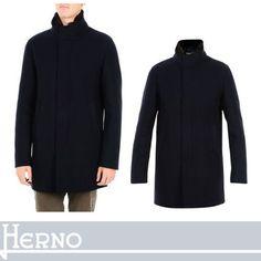HERNO コートその他 HERNO 仕立ての良さが光る、イタリアンクラシコの美しさ コート