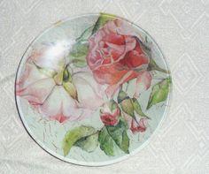 piattino in vetro by MCDea