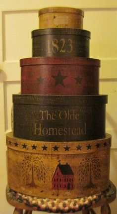 I love these boxes! They would be so cute to store sewing supplies in!