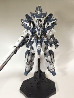 GUNDAM GUY: MG 1/100 Advance Triton - Custom Build