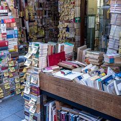 A bookshop in Jimbocho