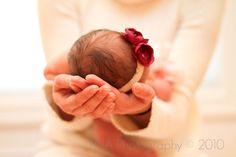 Newborn, Mother, Daughter - Jill Samter Photography