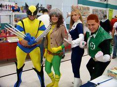 #Superheros at the #TBCC2011