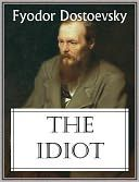"The Idiot, Fyodor Dostoevsky. My first taste of great Russian literature. Saw it at the bookstore, loved the title, heard the author was a heavyweight, so I bought it. Loved it. ""In a world obsessed with money, power, and sexual conquest, a sanatorium may be the only place for a saint."" Have read a lot of Dostoevsky since."