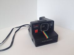 Vintage Polaroid TimeZero OneStep Land Camera with by vintapod, $32.00