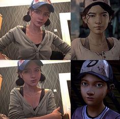 Character: Clementine from The Walking Dead the video game Cosplayer: IRINA•SABETSKAYA (@evenink_cosplay)