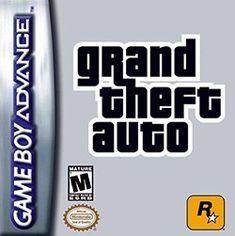 Grand Theft Auto Advance (GTA) Cover Box