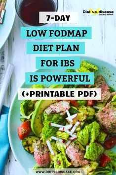 Low FODMAP Diet Plan For IBS ( Printable PDF) Eliminating FODMAPs from your diet can be tricky, especially when you have IBS. In the last article, I've put together dietitian approved 7 day diet plan that is IBS friendly Dieta Fodmap, Ibs Fodmap, Fodmap Diet Plan, Low Fodmap Foods, Dieet Plan, 7 Day Diet Plan, Simple Diet Plan, Diet Meal Plans To Lose Weight, Ibs Diet