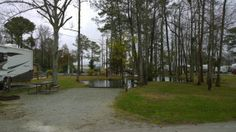 Our recent stay at the New Bern, North Carolina KOA as we explore the US.