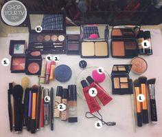 Shop Your Tv: Reign: Season 1 Mary's Makeup
