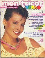 Revista Mon Tricot: Mon Tricot 73 - Janeiro 1985