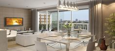 Notícias - Apartamento decorado antecipa imóvel na planta - Gerencial Construtora
