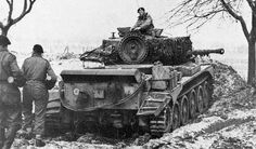 Captured Soviet light tank pulling up german Opel Blitz truck - the USSR, autumn 1941 year. Cromwell Tank, Zen, Operation Market Garden, Ww2 Photos, Story Of The World, Ww2 Tanks, New Forest, Panzer, Military History
