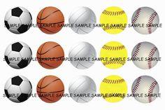 Sports Ball Bottle Cap Images