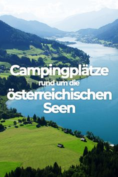 Camping Am See, Outdoor Reisen, Alpine Lodge, Shopping In Barcelona, Norway Fjords, Mall Of America, Royal Caribbean Cruise, London Pubs, Future Travel