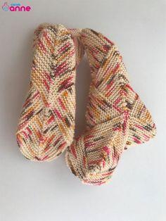 Bulmaca karesi çorap modeli yapılışı - Canım Anne Fendi, Anne, Knitting, Accessories, Google, Fashion, Slipper, Over Knee Socks, Crocheting