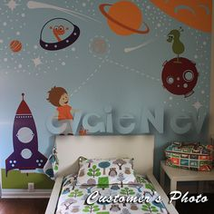 THE ORIGINAL Children Wall Decal Wall Sticker Kids by evgieNev, $119.00