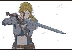 Cosplay League Of Legends, Botw Zelda, Final Fantasy Cosplay, Link Art, Hyrule Warriors, Hero's Journey, Legend Of Zelda Breath, Breath Of The Wild, Weird Art