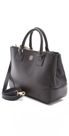 Tory Burch Robinson Double Zip Tote mery Christmas to me, my boyfriend is the best :)