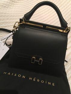 c1958200d3 Die 10 besten Bilder auf Maison Heroïne Bags | Taschen, Briefcase ...