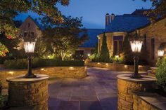 Good Outdoor Post Lights For Security
