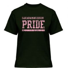 Cascadia Montessori School - Redmond, WA | Women's T-Shirts Start at $20.97