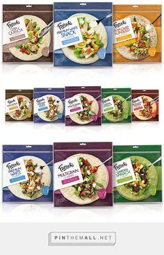 Farrah's — The Dieline - Branding & Packaging - created via http://pinthemall.net