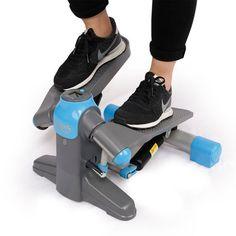 Amazon.com : FP1 Exercise Stepper Mini Step Swivel Elliptical Trainer : Sports & Outdoors