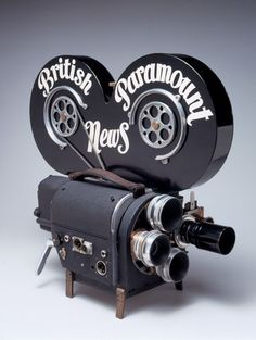 NMPFT Photo Studio -- Wall 35mm cine camera, c 1948. -- High quality art prints, canvases, postcards, mugs -- SSPL Prints