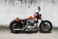 Custom Sportster XL 1200S by Hide Motorcycle Japan - Moto Rivista