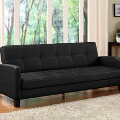 Sears Leather Sofa Sleeper