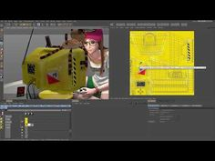 Exploring Bodypaint 3D - 3D Painting, Image Editing and More - YouTube