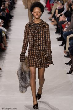Michael Kors Collection fall/winter 2016 collection - New York fashion week. #nyfw