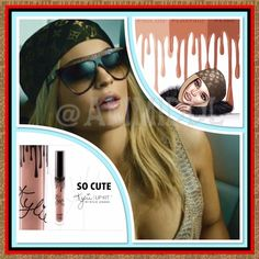 Kylie Gloss by Kylie Jenner - So Cute PRICE IS FIRMNO TRADES   Contains: 1 Gloss (0.09 fl oz./oz. liq / 2.60ml)   So Cute is a warm nude beige.  This stay-in place lustrous soft focus gloss glides on smoothly & evenly to the lips leaving behind a luminous & voluminous effect. Delivers a long lasting brilliantly glossy end look.  Wear alone, with your favorite lip pencils or layer on top of lipsticks... Also pair with the Kylie Lip Kit for a bold, glossy look. Kylie Cosmetics Makeup Lip Balm…
