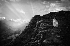 Ethiopia's Simien Mountains: amazing black and white photography
