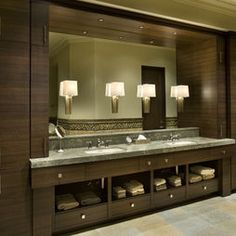 Contemporary Bathroom Vanity Design, Pictures, Remodel, Decor and Ideas - page 9