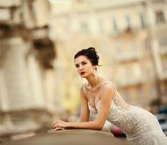 galia lahav wedding dresses 2014 real brides photo shoot -- Galia Lahav Wedding Dresses : Real Brides