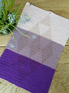Harlekin håndklæde