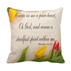 >>>Cheap Price Guarantee          	Christian Psalm Pillow, Psalm 51:10           	Christian Psalm Pillow, Psalm 51:10 online after you search a lot for where to buyDeals          	Christian Psalm Pillow, Psalm 51:10 please follow the link to see fully reviews...Cleck Hot Deals >>> http://www.zazzle.com/christian_psalm_pillow_psalm_51_10-189640369192799139?rf=238627982471231924&zbar=1&tc=terrest