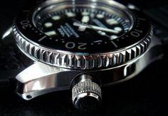 Seiko Mechanical Watch, Seiko Marinemaster, Rolex Watches, Bucket, Mens Fashion, Accessories, Style, Moda Masculina, Swag