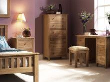 Oak Bedroom Furniture Sets – Insanely Cozy Yet Elegant | bedroom ...
